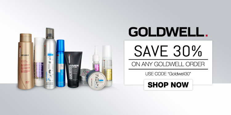 30% Off Goldwell