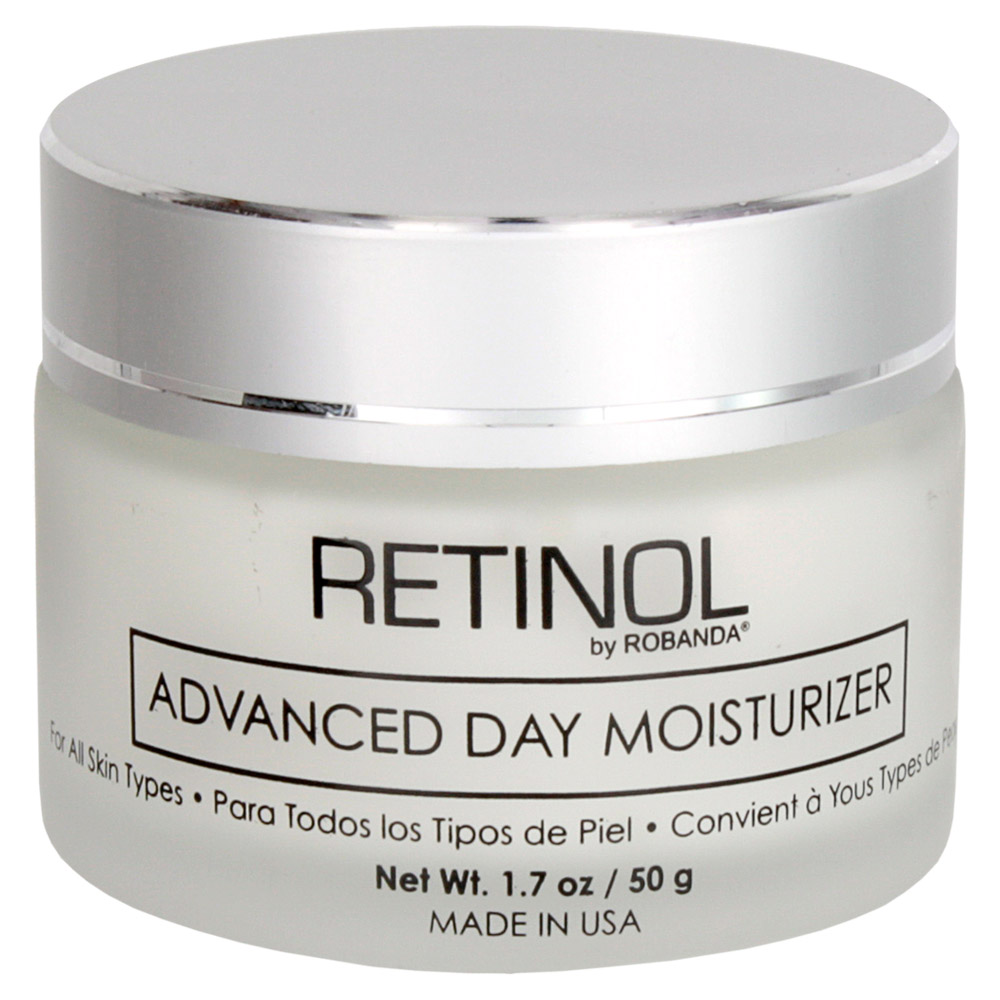 Retinol by Robanda - Advanced Day Moisturizer 1.7 oz