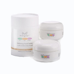 Head to Toe (h2t) DermAstage Exfoliating Facial System 2 piece