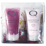 Smart Spa by Qtica Smart Spa Vanilla Wild Plum Try Me Kit