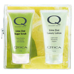 Smart Spa by Qtica Smart Spa Lime Zest Try Me Kit
