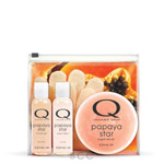 Smart Spa by Qtica Smart Spa Papaya Star Home Spa Kit