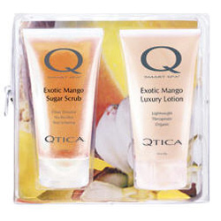 Smart Spa by Qtica Smart Spa Exotic Mango Try Me Kit