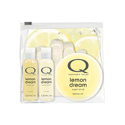 Smart Spa by Qtica Smart Spa Lemon Dream Home Spa Kit