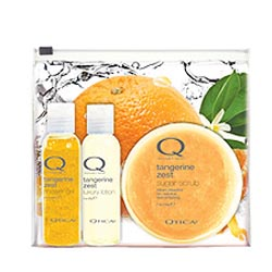 Smart Spa by Qtica Smart Spa Tangerine Zest Home Spa