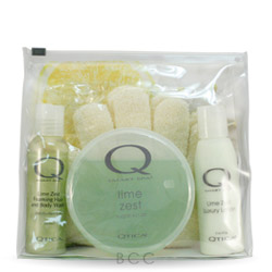 Smart Spa by Qtica Smart Spa Lime Zest Home Spa Kit