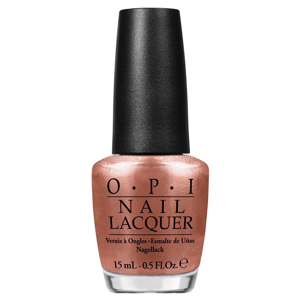 Lacquer And Nail Polish: OPI Nail Lacquer - Worth A Pretty Penne