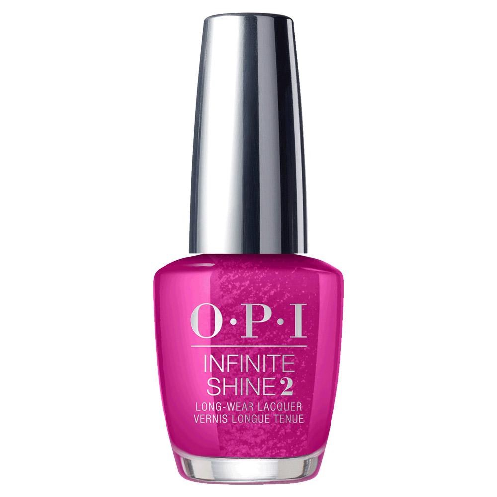 Opi Infinite Shine 2 Nail Lacquer Flashbulb Fuchsia Beauty Care Choices
