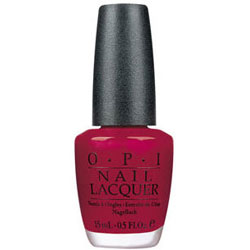 OPI Nail Lacquer - Chick Flick Cherry #H02