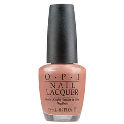 OPI Nail Lacquer- Suzi Sells Sushi By The Seashore #J11