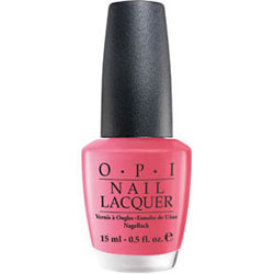 OPI Nail Lacquer - Strawberry Margarita #M23