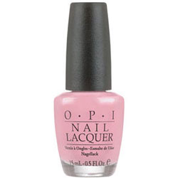 OPI Nail Lacquer- Pinking Of You #S95