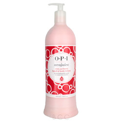 OPI AvoJuice - Cran and Berry Hand & Body Lotion