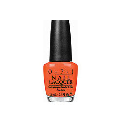 OPI Nail Lacquer - A Good Man-darin is Hard to Find #H47