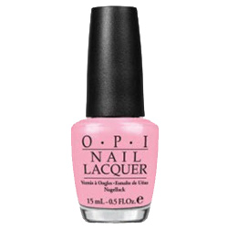 OPI Nail Lacquer - I Think In Pink #H38
