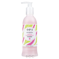 OPI AvoJuice - Ginger Lily Hand & Body Lotion