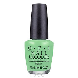 OPI Nail Lacquer - Feel The Mo-Heat-Oes Green #F42