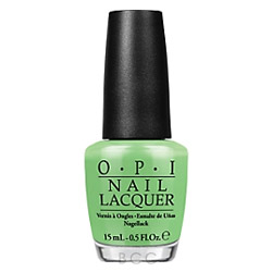 OPI Nail Lacquer - You Are Outta Lime N34