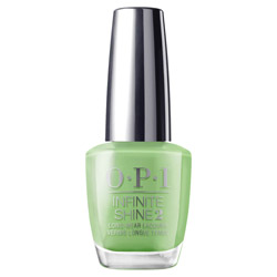 OPI Infinite Shine - To The Finish Lime!