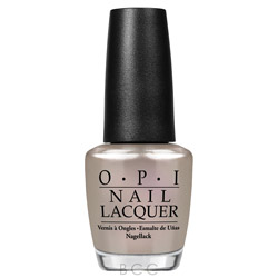 OPI Nail Lacquer - This Silver's Mine!