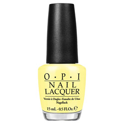 OPI Nail Lacquer - Towel Me About it