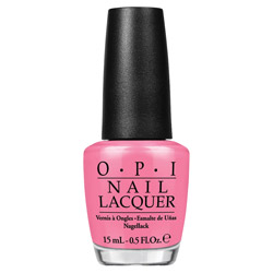 OPI Nail Lacquer - Flip Flops & Crop Tops