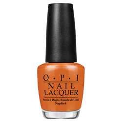 OPI Nail Lacquer - Freedom of Peach 0.5 oz You are sure to find nail polish colors that match your mood, your character and your wardrobe! All shades provide the ultimate in performance and wear. Pick the one that shows what you stand for!