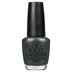 "OPI Nail Lacquer - ""Liv"" in the Gray"