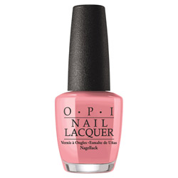 OPI Nail Lacquer - Excuse Me, Big Sur! 0.5 oz Strut your stuff wearing this ravishing flamingo pink nail polish! OPI professional nail lacquers have proven to go above and beyond its standard to deliver maximum color and shine. The fabulous shades of OPI nail polish are beautiful, yet sassy. You are sure to find nail polish colors that match your mood, your character and your wardrobe!