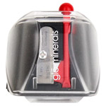 gloProfessional gloMinerals Black Pencil Sharpener