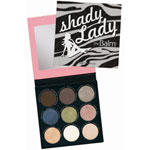 theBalm Shady Lady Powder Eye Shadow Palette -Vol. 2