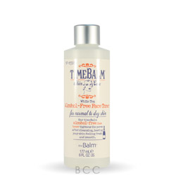 theBalm TimeBalm White Tea Alcohol-Free Face Toner - for Normal to Dry skin