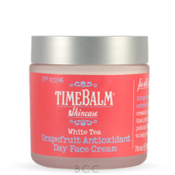 theBalm TimeBalm White Tea Grapefruit Antioxidant Day Face Cream  - for All Skin Types