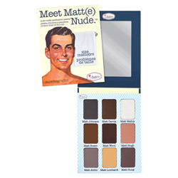 theBalm Meet Matt(e) Nude Eyeshadow Palette 1 kit