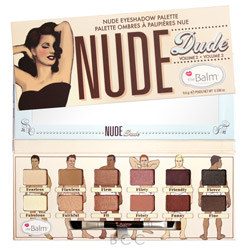 theBalm Nude Dude Eyeshadow Palette 1 kit