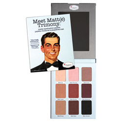 theBalm Meet Matt(e) Trimony Eyeshadow Palette 1 kit
