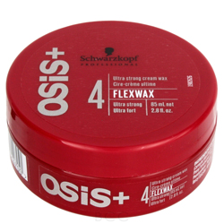 OSiS+ Flexwax - Ultra Strong Cream Wax