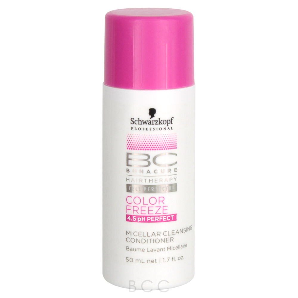 d1eceaf7f8 BC Bonacure Color Freeze Micellar Cleansing Conditioner | Beauty ...