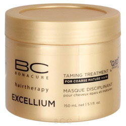 BC Bonacure Excellium Taming Treatment 25 oz
