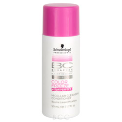 BC Bonacure Color Freeze Micellar Cleansing Conditioner