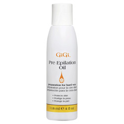 GiGi Pre Epilation Oil 4 oz