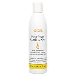 GiGi Post Wax Cooling Gel 8 oz