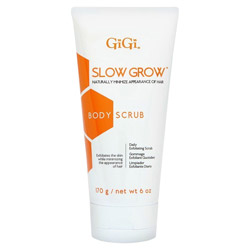 GiGi Slow Grow Body Scrub 8 oz