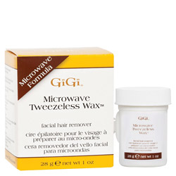 GiGi Microwave Tweezerless Wax 1 oz