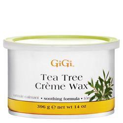 GiGi Tea Tree Creme Wax 14 oz