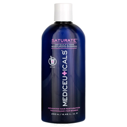 MEDIceuticals Saturate - Dry Scalp & Hair Moisturizing Shampoo for Women