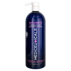 MEDIceuticals Saturate - Dry Scalp & Hair Shampoo for Women 33.8 oz