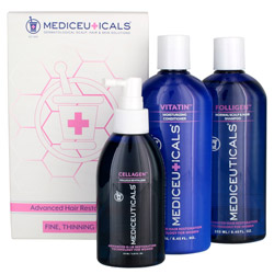MEDIceuticals Normal Scalp & Hair Kit for Women