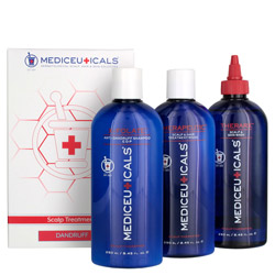 MEDIceuticals Dandruff Scalp Treatment Kit