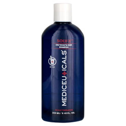 MEDIceuticals Solv-X - Oily Scalp & Hair Treatment Shampoo 8.45 oz